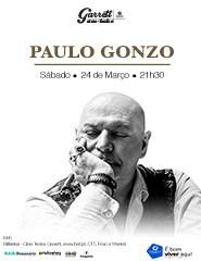 Paulo Gonzo - 40 Anos de Carreira