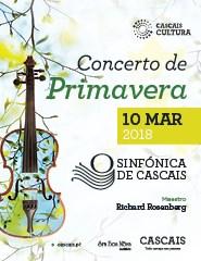 Sinfónica de Cascais - Concerto de Primavera 2018