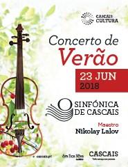 Sinfónica de Cascais - Concerto de Verão 2018