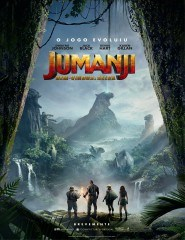 Jumanji - bem vindos à selva