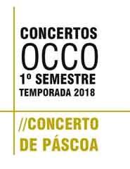 OCCO - Concerto de Páscoa 2018