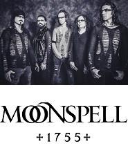 Música | MOONSPELL * 1755