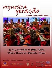Concerto Orquestra Geração