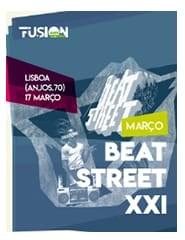 BEAT Street XXI | Fusion Arts Festival