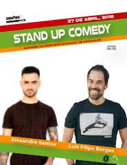Stand Up Comedy - Alexandre Santos & Luís Filipe Borges