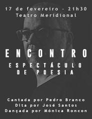 ENCONTRO - Espectáculo de Poesia
