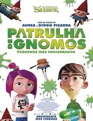 Cinema | PATRULHA DE GNOMOS (versão portuguesa)