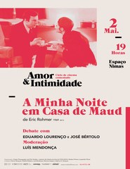 A MINHA NOITE EM CASA DE MAUD