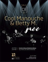 COOL MANOUCHE & BETTY M.