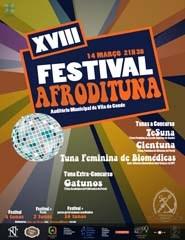 XVIII Festival Afrodituna