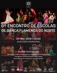 8º Encontro de Escolas de Dança Flamenca do Norte