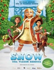 Snow - Uma Viagem Heróica - VP