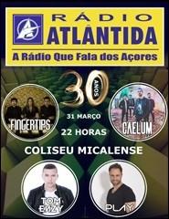 30º Aniversário Rádio Atlântida