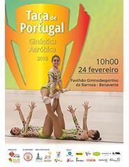Taça de Portugal - Ginástica Aeróbica