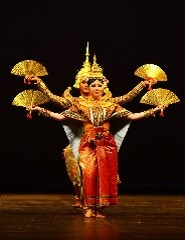 Lendas da Terra dos Sorrisos | Danças Tradicionais da Tailândia