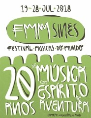 Festival Músicas do Mundo 2018