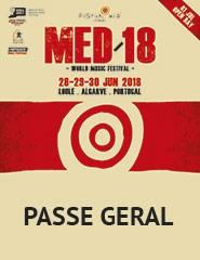 Festival MED - Passe geral