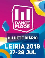 Dancefloor 2018 - Bilhete Diário