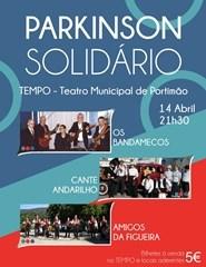 Concerto Solidário a favor da A.P.D. Parkinson