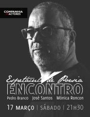 ENCONTRO - Espetáculo de Poesia