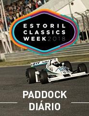 Estoril Classics Week 2018  | Paddock Diário