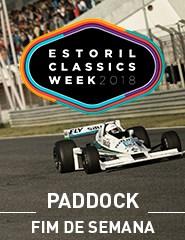 Estoril Classics Week 2018 | Paddock Fim-de-Semana
