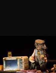 Ciclo de Teatro de  Marionetas: UMA LÁGRIMA NO OCEANO - Historioscópio