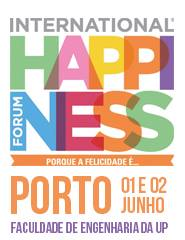 4º International Happiness Forum - PORTO 2018
