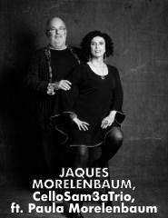 Jaques Morelenbaum ft. Paula Morelenbaum