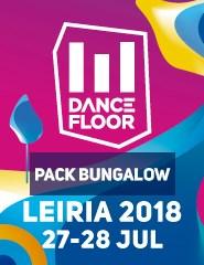 Dancefloor 2018 - Passe 2 dias + Pack Bungalows
