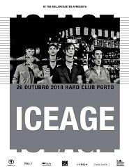ICEAGE + Terebentina in Porto