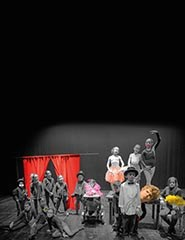 Circo dos Poetas. Atelier Teatral dos Miúdos