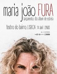 Maria João Fura | Lançamento do Álbum de Estreia
