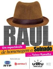 Raul, Espetáculo de Homenagem a Raul Solnado