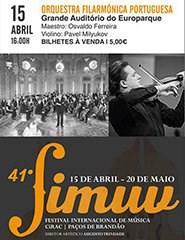 Orquestra Filarmónica Portuguesa+Pavel Milyukov