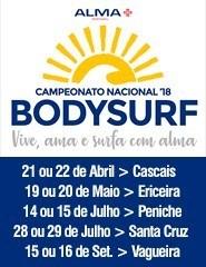1ª Etapa - Cascais - Campeonato Nacional de Bodysurf