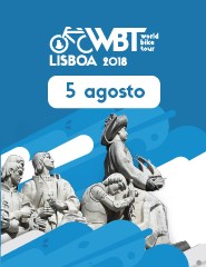 WORLD BIKE TOUR LISBOA 2018