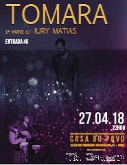 TOMARA + Iury Matias