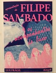 Filipe Sambado & Os Acompanhantes de Luxo