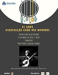 Concerto Comemorativo 25 anos  Associação Chao dos Meninos