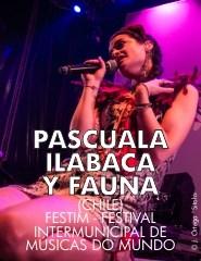Pascuala Ilabaca Y Fauna - Festim