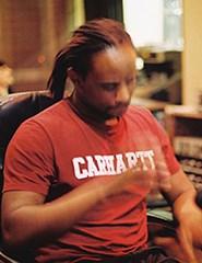 DJ Nigga Fox (AO/PT, Príncipe Discos, Warp Records)