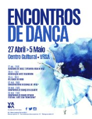 Academia de Ballet Contemporâneo *A. Arts Tomorrow* Encontros de Dança