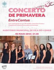 Concerto de Primavera | EntreCantus
