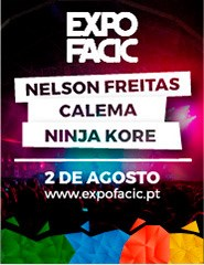 Expofacic-Cantanhede 2018 - Dia 02/08