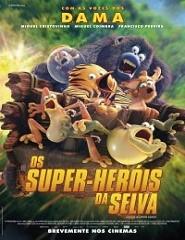Os Super-Heróis da Selva - VP