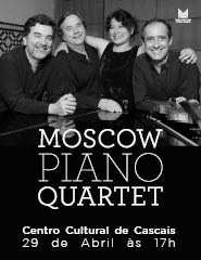Moscow Piano Quartet – 29 Abril