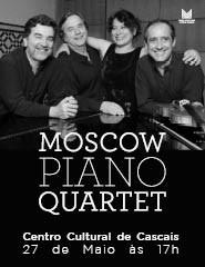 Moscow Piano Quartet  - 27 Maio