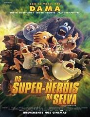 Os Super Heróis da Selva 2D VP