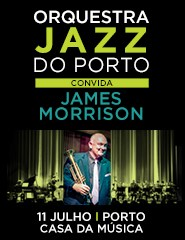 Orquestra Jazz do Porto convida James Morrison